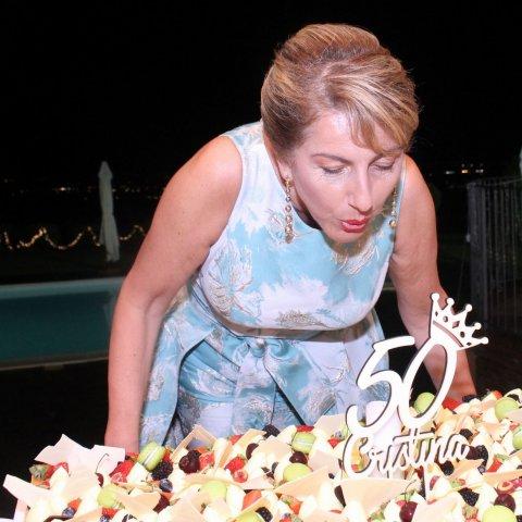 Compleanno Cristina